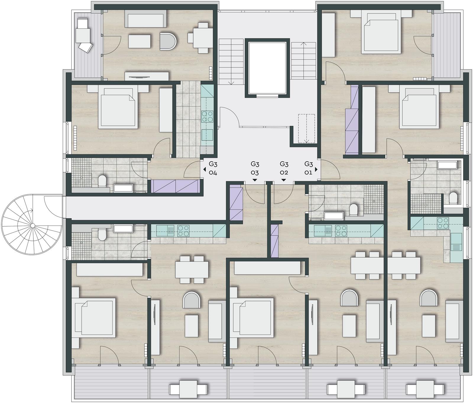 parkblick 1 wohnen f r senioren in bad schwalbach. Black Bedroom Furniture Sets. Home Design Ideas